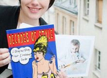 Laura Griffin - Interview: Alicia LeBlanc - Ma Vie Francaise - My French Life - www.MyFrenchLife.org