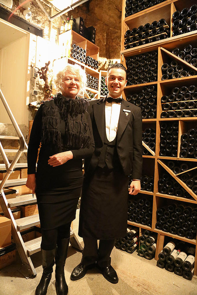 Interview: Gabriele del Carlo, sommelier at Le Cinq, Le Georges V, Paris 75008 – Part One - www.MyFrenchLife.org
