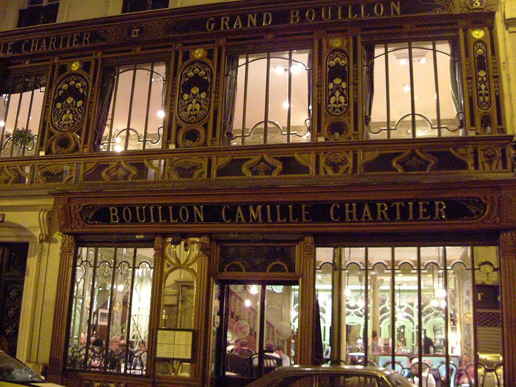 Restaurant Le Villaret Paris E