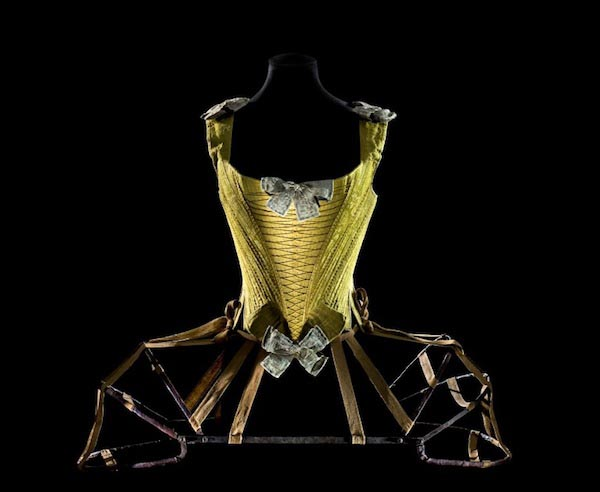 My French Lingerie: 'Behind the Seams' exhibition, Paris – passion, corsets & codpieces - www.MyFrenchLife.org