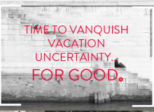 Vacation uncertainty - accommodation in France - staying in France - MyFrenchLife.org