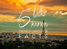 learn french language - 5 little-known facts MyFrenchLife.org