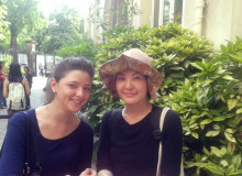 AFPIF soiree du terroir - learn french in paris - students - myfrenchlife