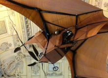 MyFrenchLife™ - paris museum - flying contraption