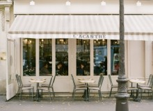 MyFrenchLife™ - Breakfast in Paris - L'Acanthe