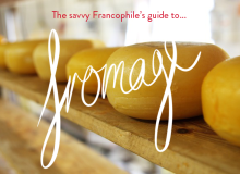 guide to fromage - french cheese 2